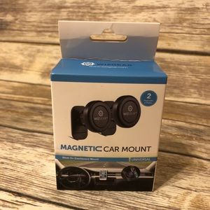Magnetic Cellphone Dash Mount (2-pack)